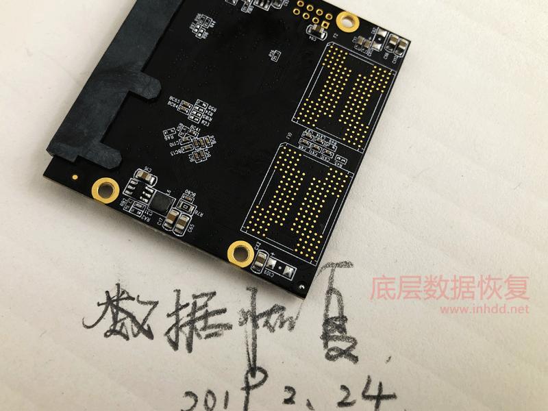 SM2258XT固态硬盘掉盘无法识别不读盘完美数据恢复