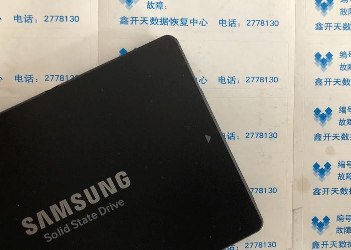 三星850EVO固态硬盘能认盘不可读写的数据恢复