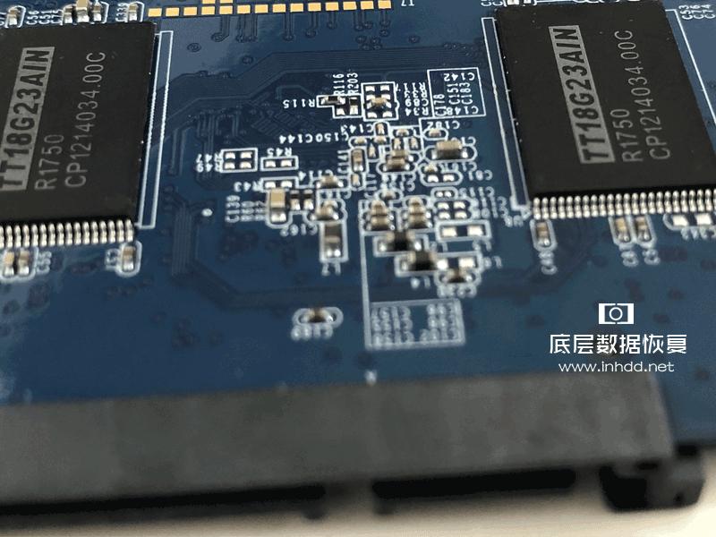 联想电脑固态硬盘损坏无法开机恢复数据 主控PS3111数据恢复