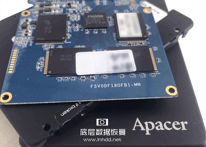 宇瞻固态硬盘损坏电脑无法识别的PS3109主控SSD数据恢复案例