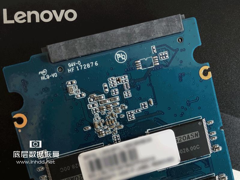 固态硬盘PS3111主控 联想SSD硬盘SATAFIRMS11数据恢复成功