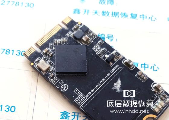 M.2固态硬盘无法识别 SM2258XT主控SSD数据恢复