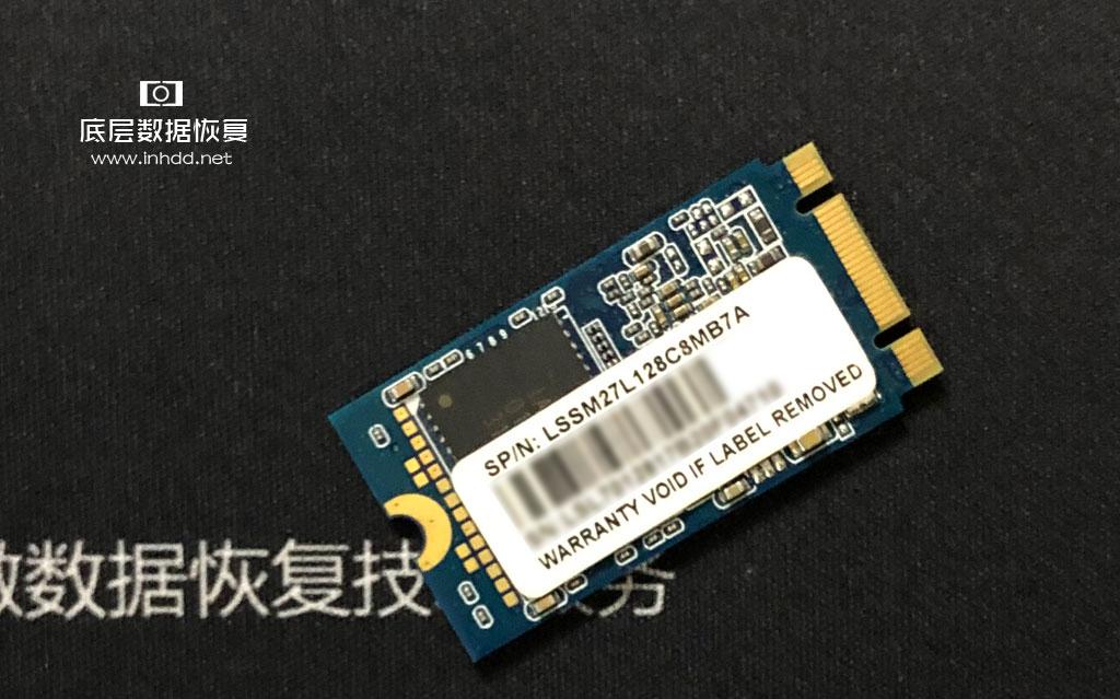 联想笔记本固态硬盘无法识别数据恢复成功 群联PS3111主控